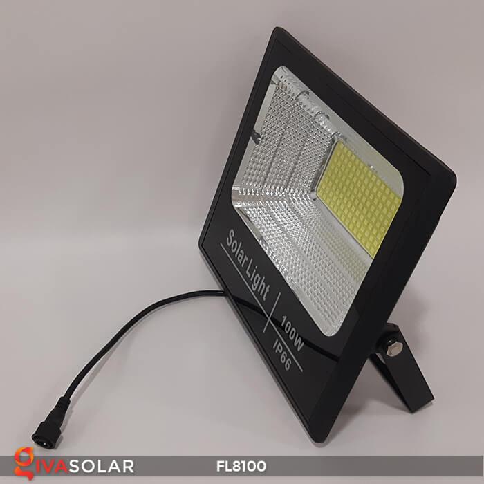 Đèn pha LED COB năng lượng mặt trời FL8100 7