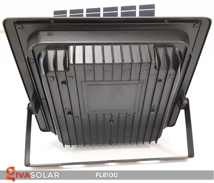 Đèn pha LED COB năng lượng mặt trời FL8100 9