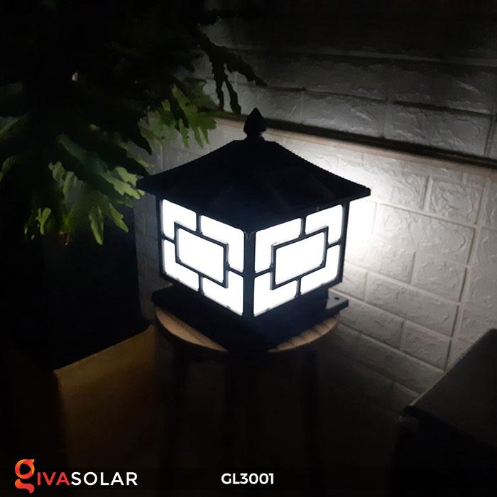Đèn trụ cổng năng lượng mặt trời GL3001 10