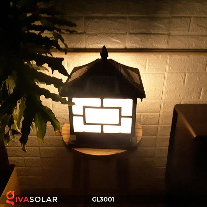 Đèn trụ cổng năng lượng mặt trời GL3001 11
