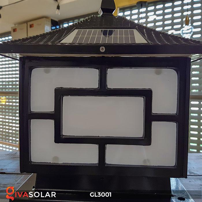 Đèn trụ cổng năng lượng mặt trời GL3001 13