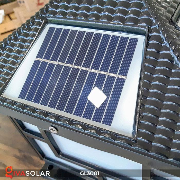 Đèn trụ cổng năng lượng mặt trời GL3001 14