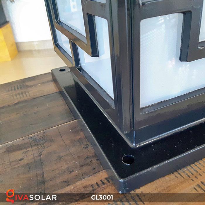 Đèn trụ cổng năng lượng mặt trời GL3001 16