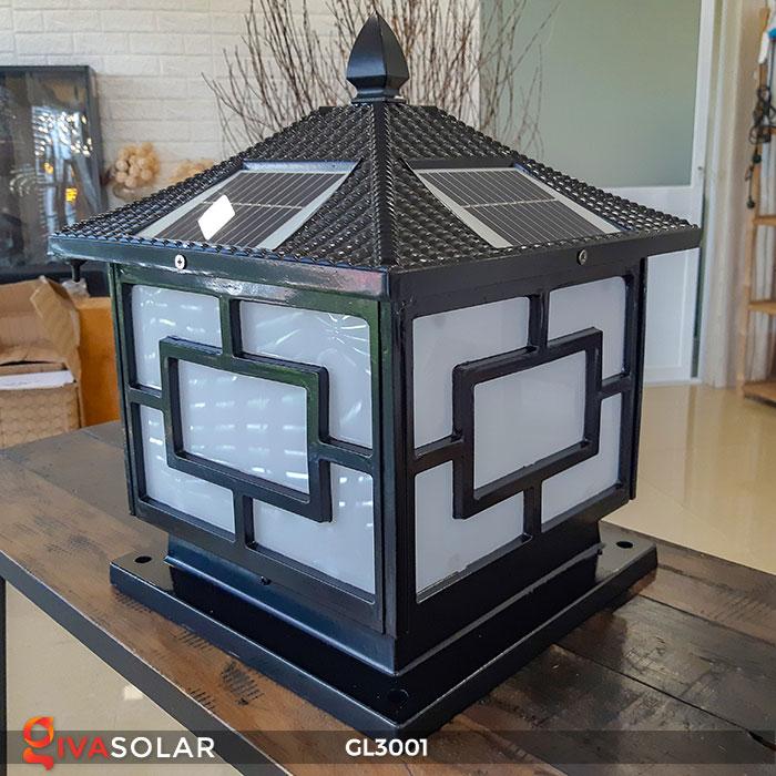 Đèn trụ cổng năng lượng mặt trời GL3001 6