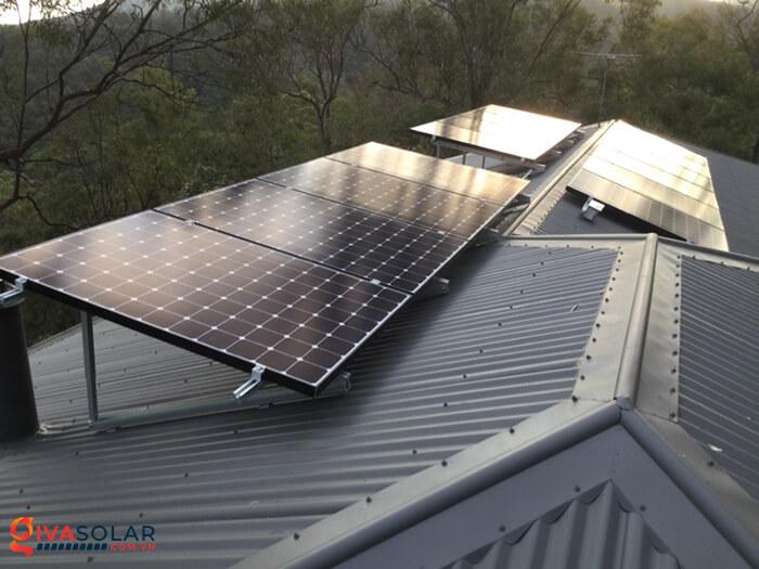 Hướng và góc nghiêng tối ưu cho các tấm pin mặt trời 2