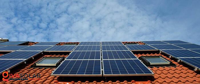 hệ thống điện mặt trời mái nhà