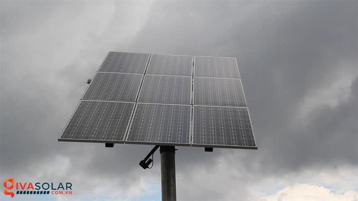 Liệu tấm pin mặt trời có tạo ra điện trong bóng râm 2