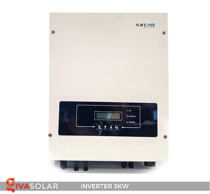 Biến tần Inverter SOFAR SOLAR 5KW 5KTLM-G2 1