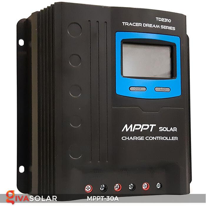 Bộ điều khiển sạc điện mặt trời MPPT-30A 3