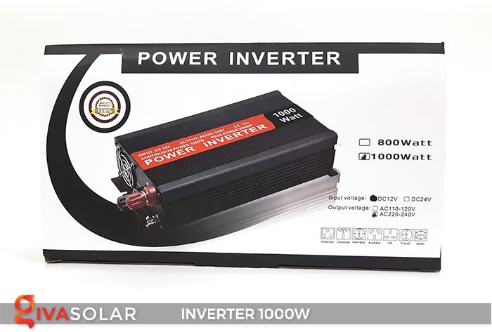 Bộ kích điện Inverter chuẩn sin IPS-1000W 8