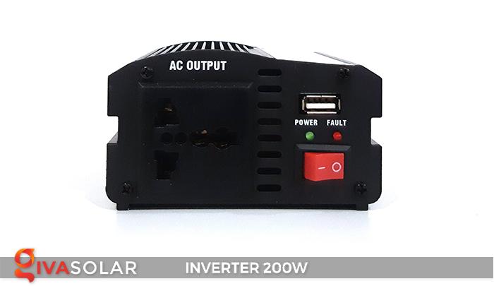 Inverter chuyển đổi nguồn điện IPS-200W 5