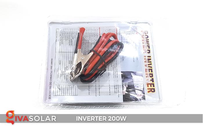 Inverter chuyển đổi nguồn điện IPS-200W 8