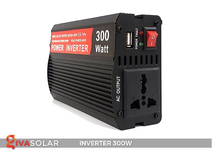 Bộ kích điện Inverter IPS-300W 4