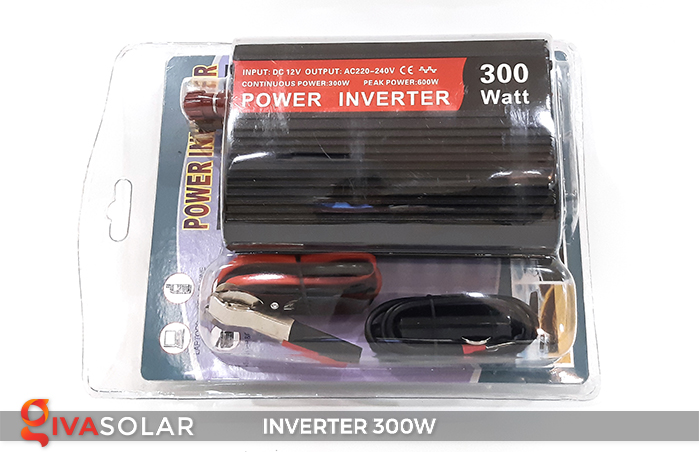 Bộ kích điện Inverter IPS-300W 7