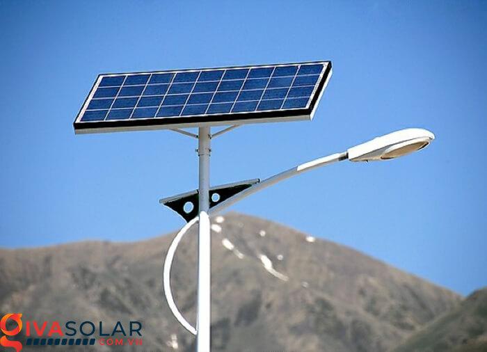 cấu tạo đèn đường điện mặt trời 1