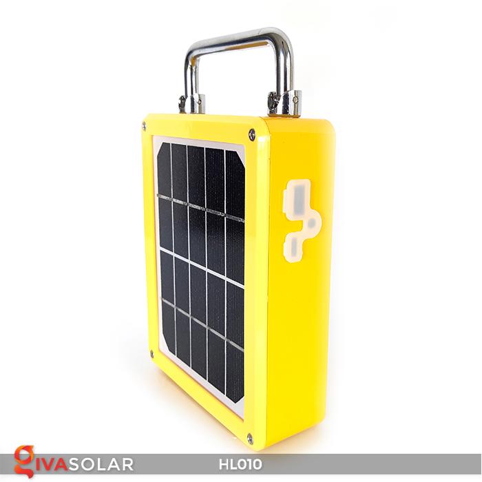 Đèn cầm tay mini năng lượng mặt trời HL010 10