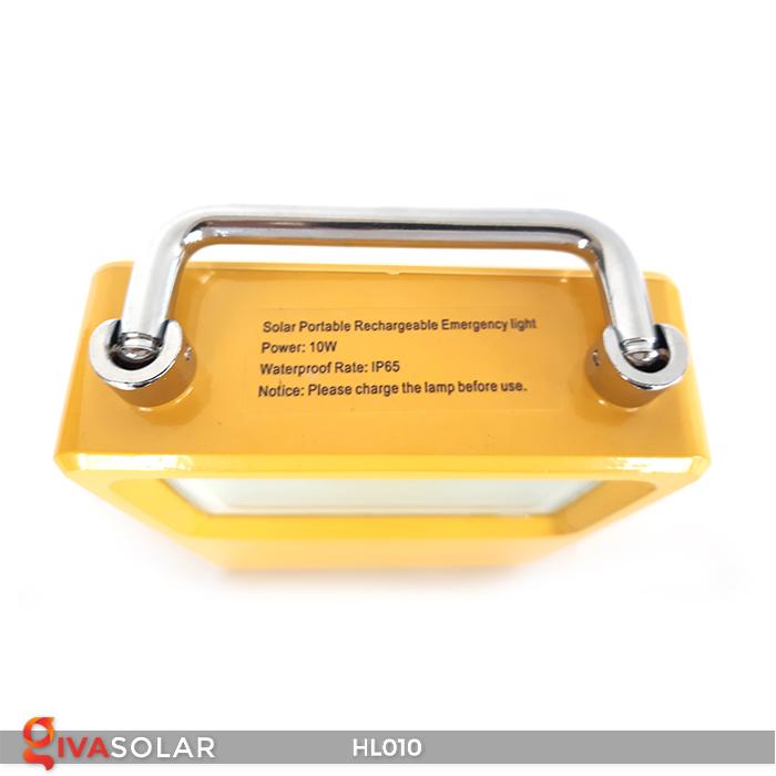 Đèn cầm tay mini năng lượng mặt trời HL010 11