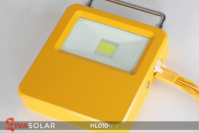 Đèn cầm tay mini năng lượng mặt trời HL010 14
