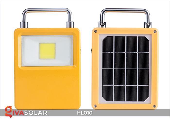 Đèn cầm tay mini năng lượng mặt trời HL010 2