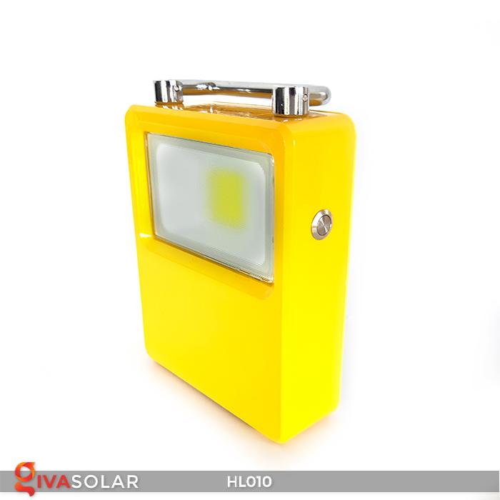 Đèn cầm tay mini năng lượng mặt trời HL010 8