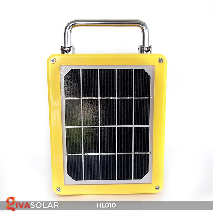 Đèn cầm tay mini năng lượng mặt trời HL010 9