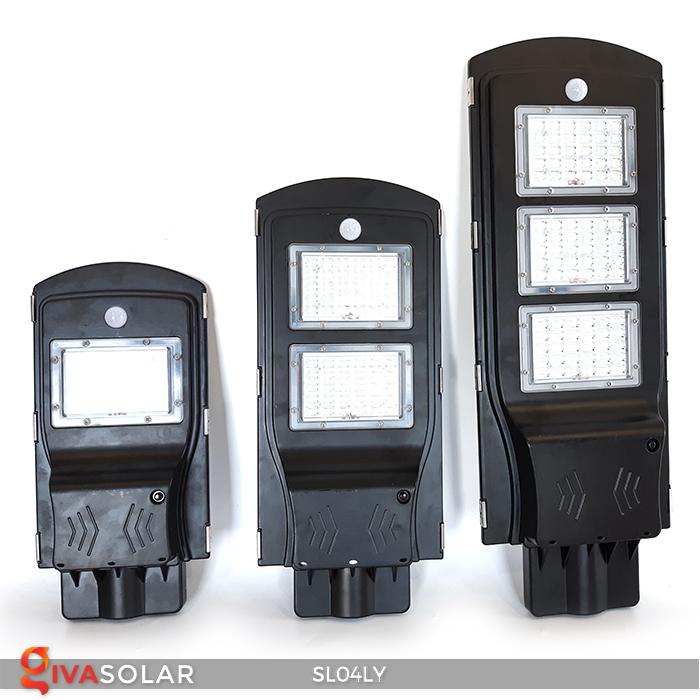 Đèn đường LED chạy năng lượng mặt trời SL04LY 1