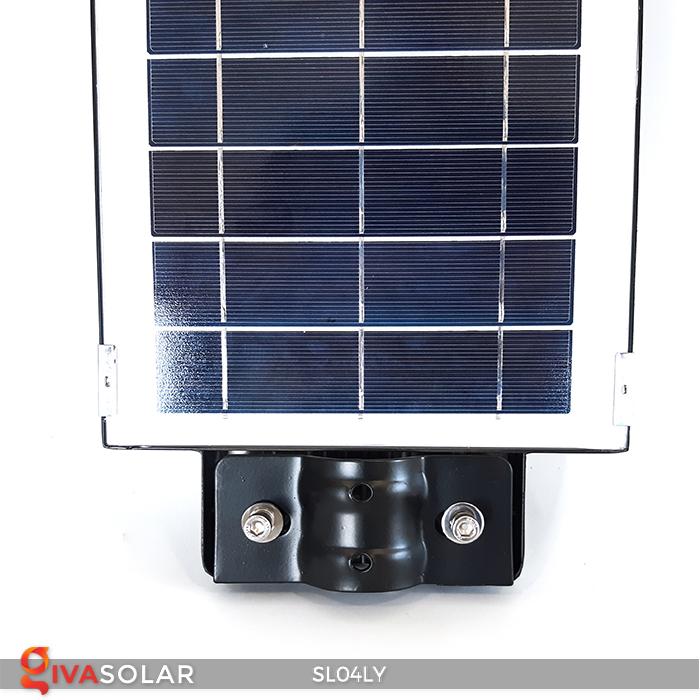 Đèn đường LED chạy năng lượng mặt trời SL04LY 10
