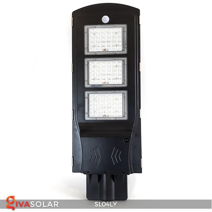 Đèn đường LED chạy năng lượng mặt trời SL04LY 12