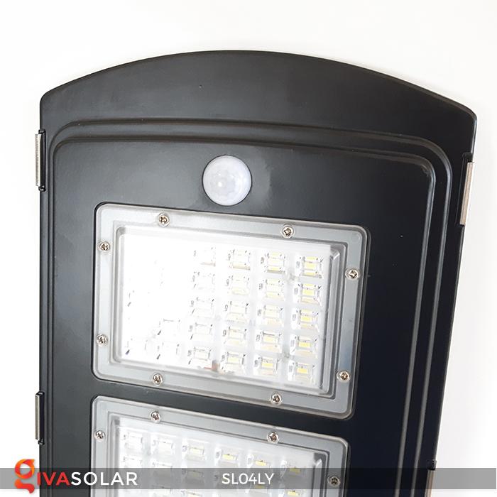 Đèn đường LED chạy năng lượng mặt trời SL04LY 15