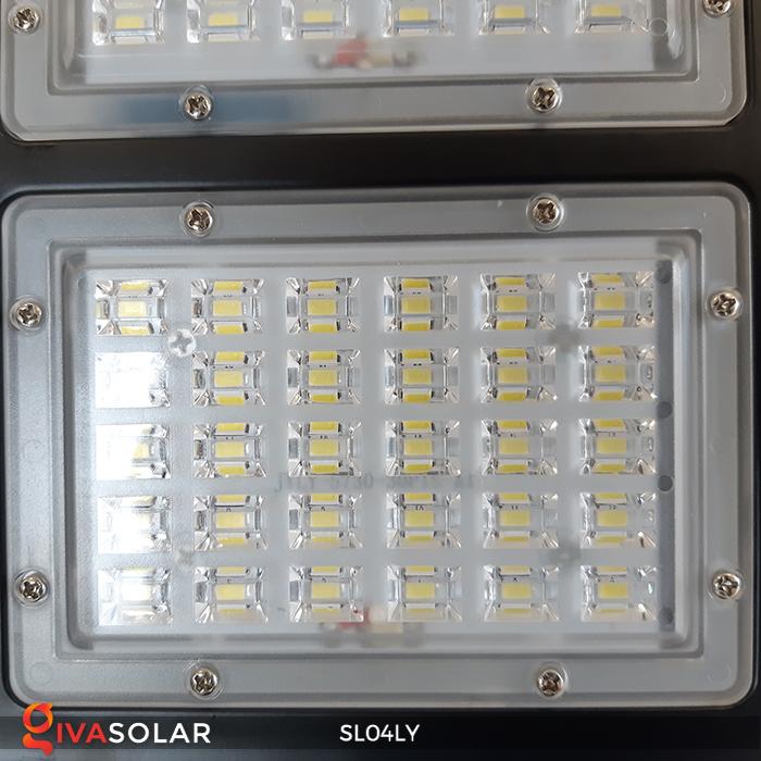 Đèn đường LED chạy năng lượng mặt trời SL04LY 16