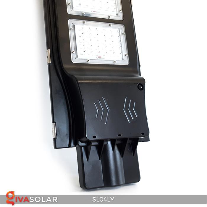 Đèn đường LED chạy năng lượng mặt trời SL04LY 17