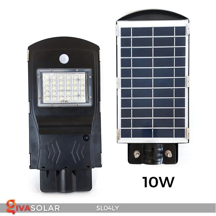 Đèn đường LED chạy năng lượng mặt trời SL04LY 2