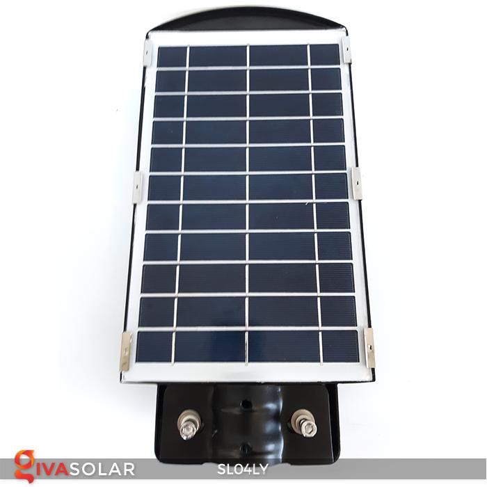 Đèn đường LED chạy năng lượng mặt trời SL04LY 4