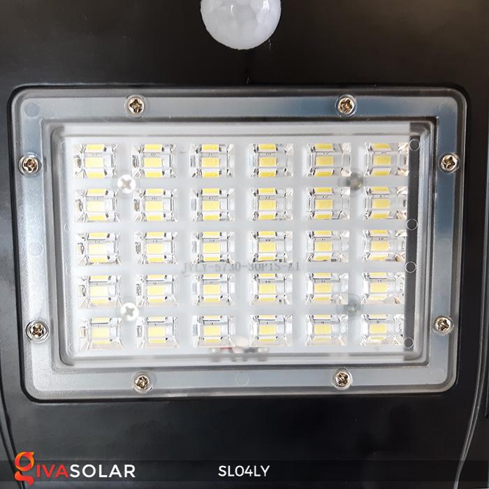 Đèn đường LED chạy năng lượng mặt trời SL04LY 5