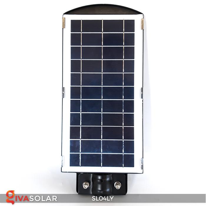 Đèn đường LED chạy năng lượng mặt trời SL04LY 8