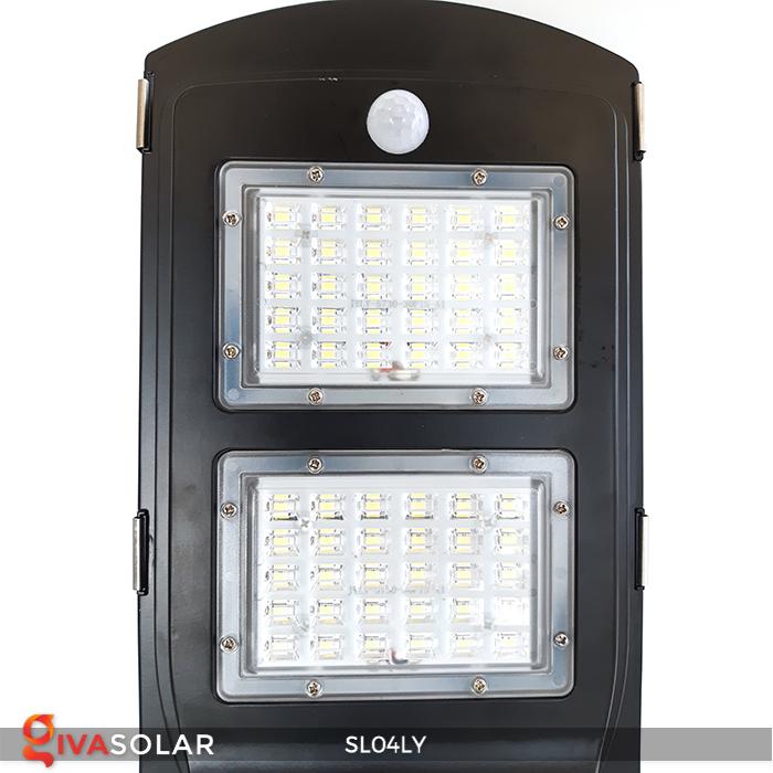 Đèn đường LED chạy năng lượng mặt trời SL04LY 9