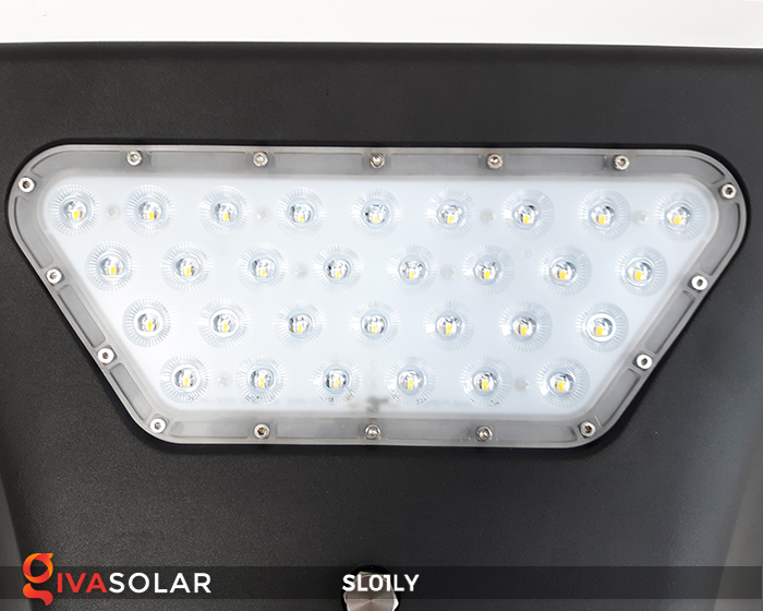 Đèn đường năng lượng mặt trời cao cấp SL01LY 11