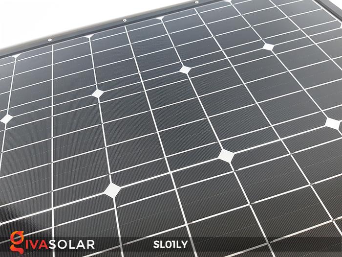 Đèn đường năng lượng mặt trời cao cấp SL01LY 21