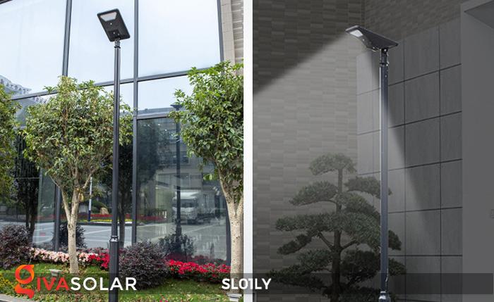Đèn đường năng lượng mặt trời cao cấp SL01LY 23