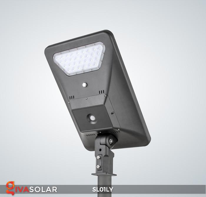 Đèn đường năng lượng mặt trời cao cấp SL01LY 6