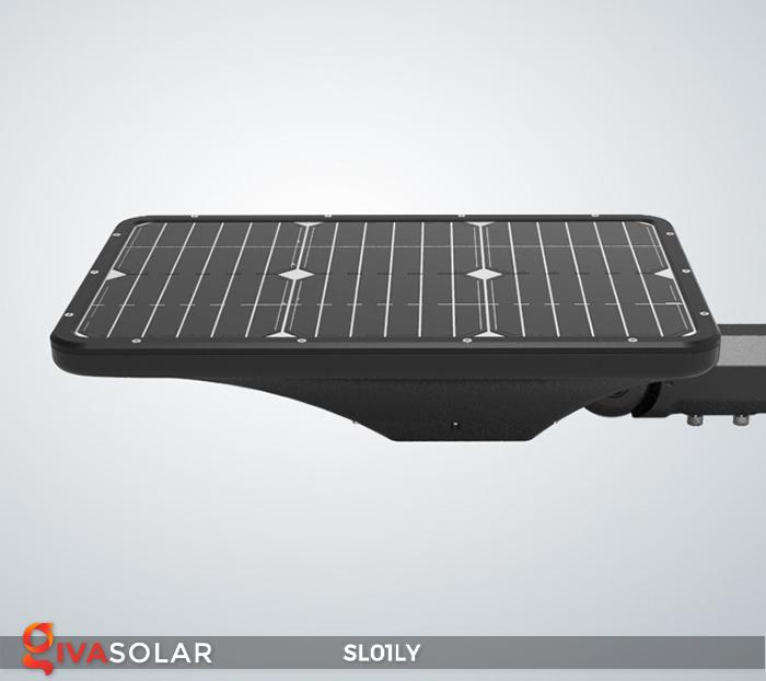 Đèn đường năng lượng mặt trời cao cấp SL01LY 8