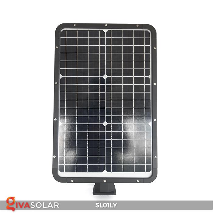 Đèn đường năng lượng mặt trời cao cấp SL01LY 9