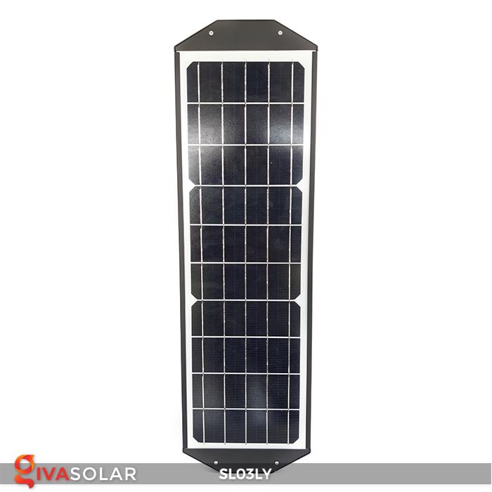 Đèn đường năng lượng mặt trời thông minh SL03LY 5