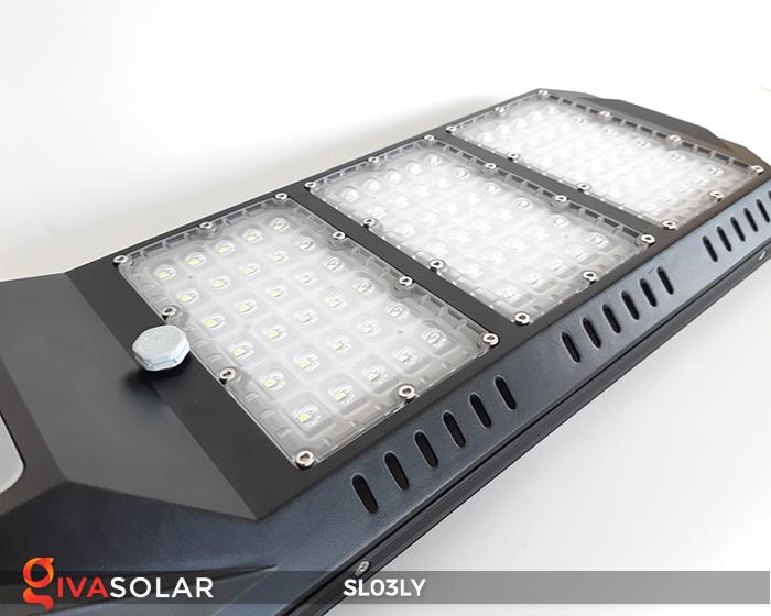 Đèn đường năng lượng mặt trời thông minh SL03LY 6