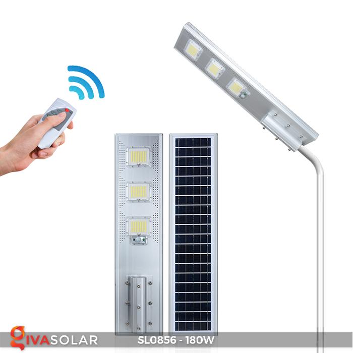 Đèn đường năng lượng mặt trời công suất lớn SL0856 3