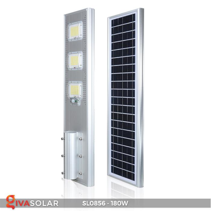 Đèn đường năng lượng mặt trời công suất lớn SL0856 4