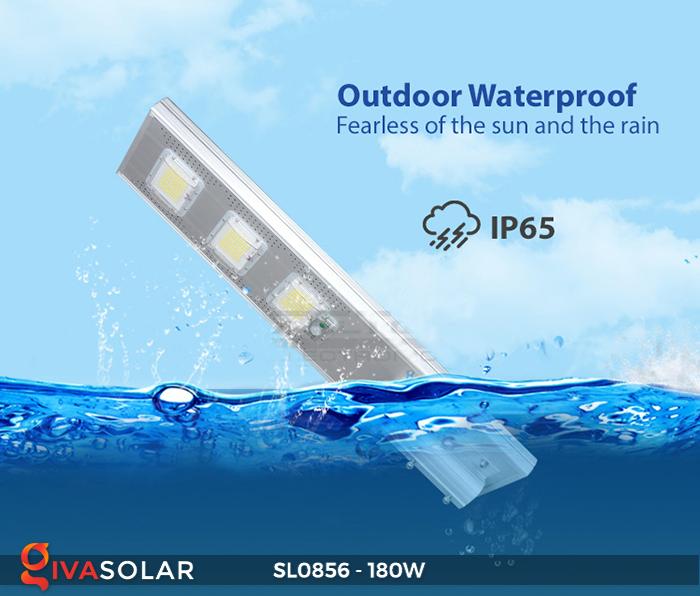 Đèn đường năng lượng mặt trời công suất lớn SL0856 7