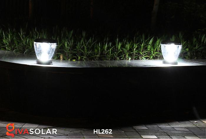 Đèn sạc năng lượng mặt trời xách tay HL262 16