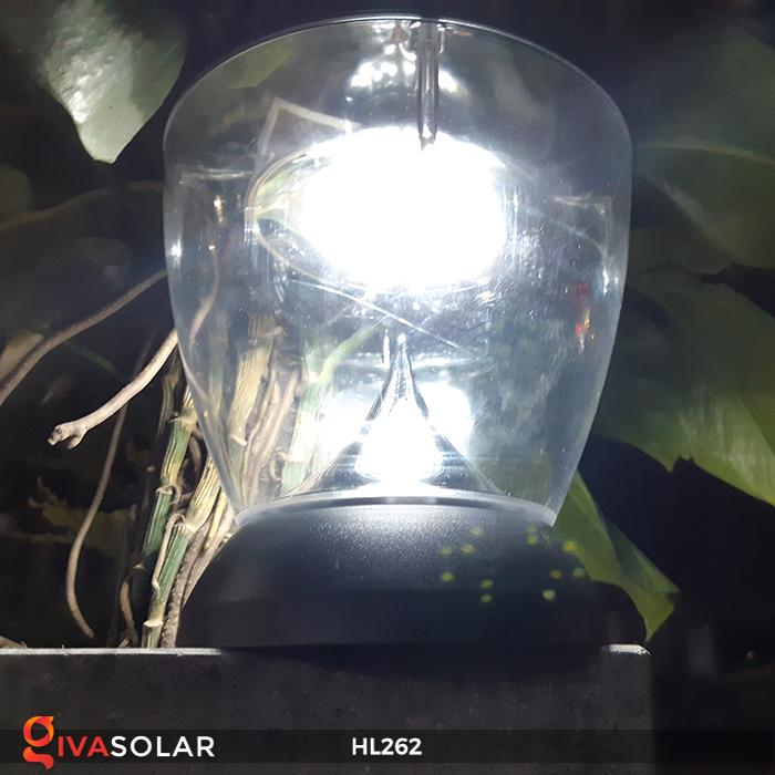 Đèn sạc năng lượng mặt trời xách tay HL262 7