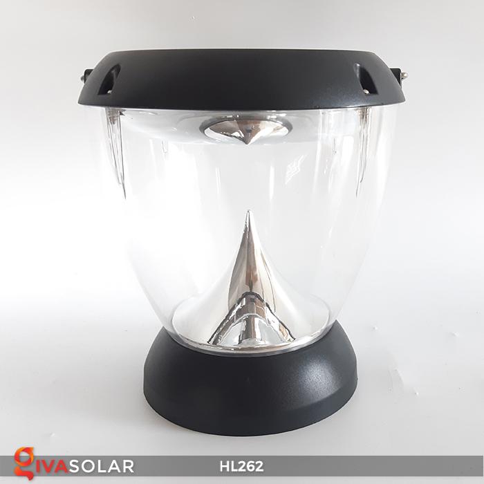 Đèn sạc năng lượng mặt trời xách tay HL262 9